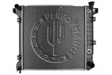 1997-1999 Dodge Dakota Radiator Performance Radiator Dodge Radiator 1905 97 98 99