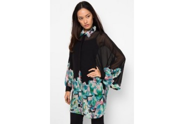 Brilliant Girl Blouse Kembang