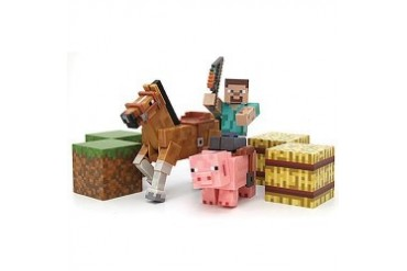 Minecraft Saddle Pack
