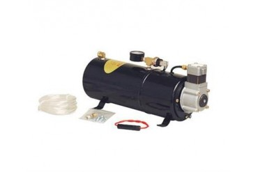 Kleinn Train Horns Air Compressor with Air Tank  6120 Kleinn compressor kits