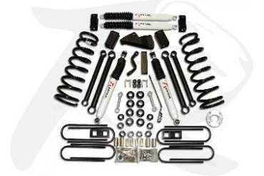 Revtek 4.5 Inch Lift Kit 7204D-3 Complete Suspension Systems and Lift Kits