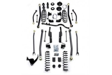 TeraFlex 4 Inch Elite LCG Lift Kit 1457402 Complete Suspension Systems and Lift Kits