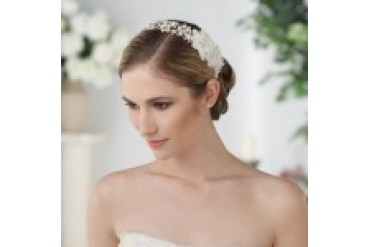 The Berger Collection Hair Flowers - Style 9610
