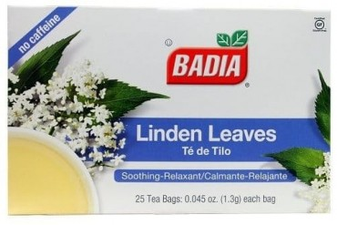 Badia Linden Leaves Tea