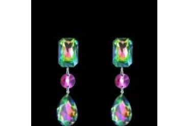 Jim Ball Earrings - Style CE754-Rock-Star