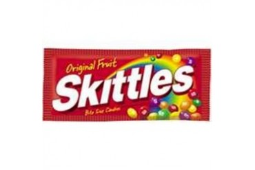 36 Pack Continental Concession Skit36 Skittles Original Std 2.17 Oz