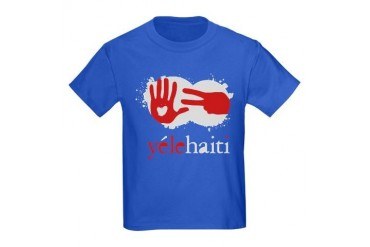 Yele Haiti Kids Dark T-Shirt