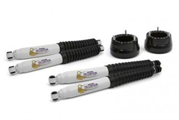 Daystar 2 Inch Suspension Lift Kit with Scorpion Shocks KC09118BK Complete Suspension Systems and Lift Kits