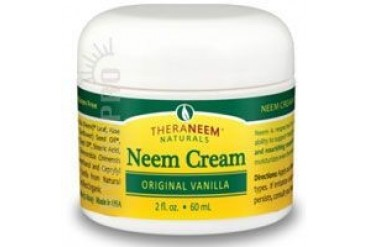 Neem Cream Vanilla 2 OZ