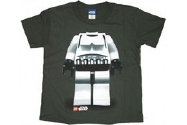 Lego Star Wars Trooper Body Juvenile T-Shirt