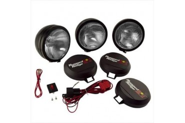 Rugged Ridge HID Off Road Lighting 15205.62 Offroad Racing, Fog & Driving Lights