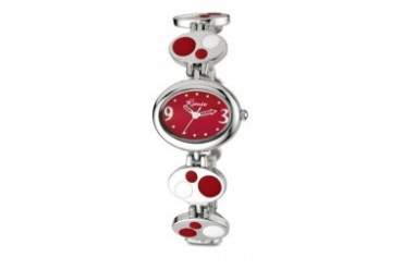 Eyki Kimio K436L Red Ladies Chain Watch