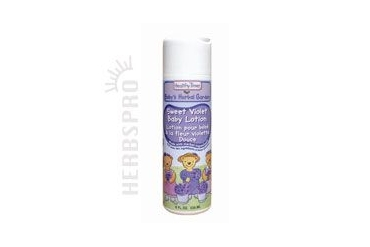 Baby Lotion Sweet Violet 8 oz