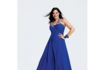 "Faviana Plus ""In Stock"" Prom Dress - Style 9267"