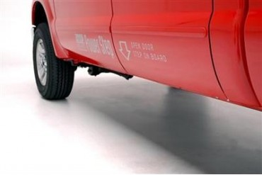 "AMP-Research PowerStepâ""¢ Running Boards 75104-01A Power Running Board"