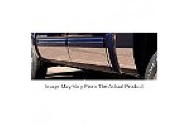 2001-2006 Chevrolet Tahoe Rocker Panel Willmore Manufacturing Chevrolet Rocker Panel 751505EXF