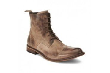 This and That Leather Distressed Boot