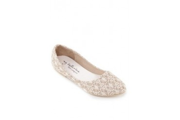 My Ballerine Comfort Ballerinas with Glittery Lace