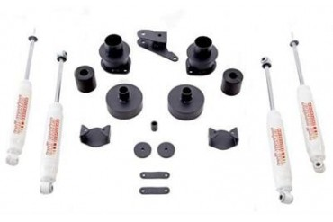 Trail Master 3.0 Inch Lift Kit with NGS Shocks TM3330-40013 Complete Suspension Systems and Lift Kits