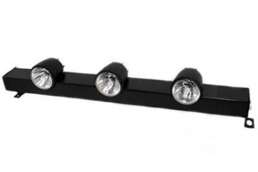 Delta Industries Bullet Grill Light Bar 01-9522-3BX Offroad Racing, Fog & Driving Lights
