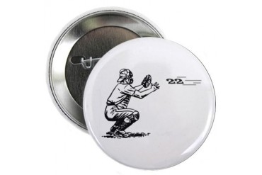 Catch 22 Funny 2.25 Button by CafePress