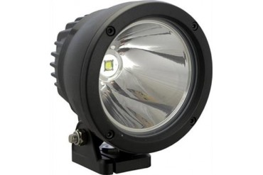 "Vision X Lighting  4.5"" Round LED Light Cannon CTL-CPZ110 Offroad Racing, Fog & Driving Lights"