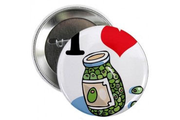 green olives.jpg Love 2.25 Button by CafePress