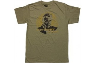 Dos Equis Stay Thirsty T-Shirt Sheer