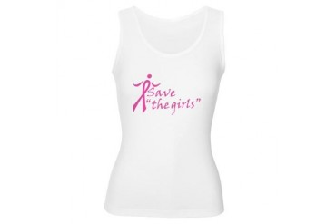 Save the Girls Women's Tank Top