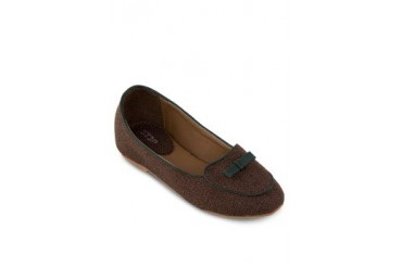 St3p Loafers with Bow