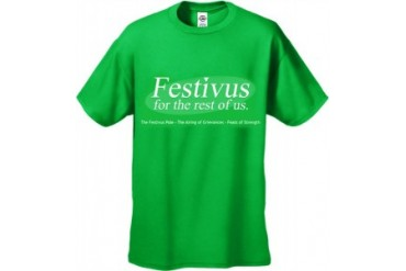 Festivus For The Rest Of Us T-Shirt :: Seinfeld Festivus Frank Costanza