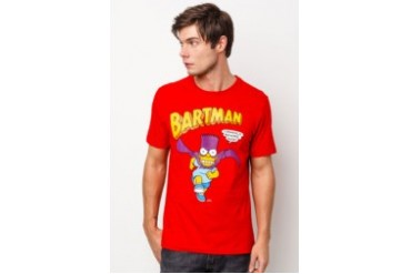The Simpsons @ urban TEE Bartman Tee