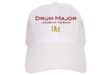 Drum Major Identity Cap by CafePress