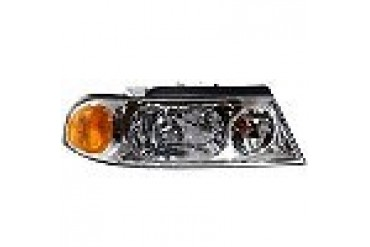 2002 Lincoln Blackwood Headlight Replacement Lincoln Headlight 20-5877-00