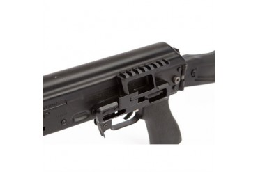 Ak47/Akm Optic Mount System - Ak-302 Rear-Biased Lower Rail