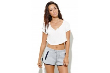 Womens Finders Keepers Shorts - Finders Keepers U Belong To Me Shorts