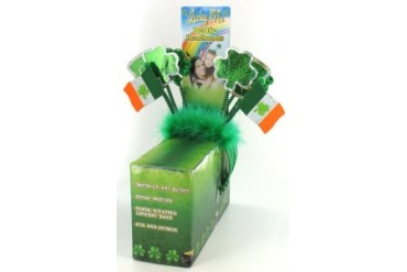Ddi St. Patrick Day Bobble Headband (pack Of 48)