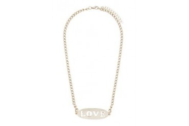 Something Borrowed Love Plated Necklace