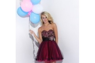 "Sparkle ""In Stock"" Dress - Style 71220"