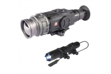 Thor Thermal Weapon Sights With Free Javelin Flashlight - Thor320-4.5x 320x240 30hz W/ Flashlight