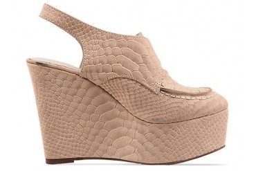 Messeca Scarlet in Taupe size 7.0