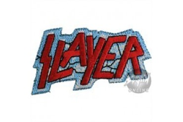 Slayer Die Cut Name Patches