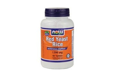 Red Yeast Rice Extract 60 Tabs