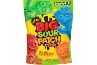 Big Sour Patch Kids Soft amp Chewy Candy 2X Bigger