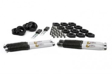 Daystar 2.75 Inch Suspension Lift Kit with Scorpion Shocks KJ09161BK Complete Suspension Systems and Lift Kits