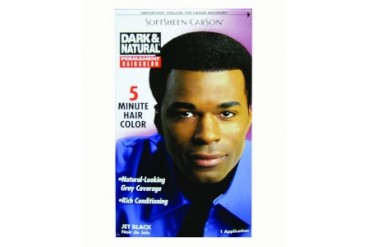 Ddi Dark And Natural Hair Color Men Jet Black (pack Of 12)