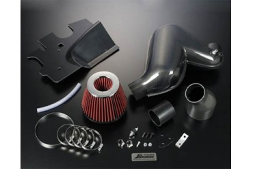 Js Racing Tsuchinoko Chamber Kit Carbon GD3 Honda Fit 07-08