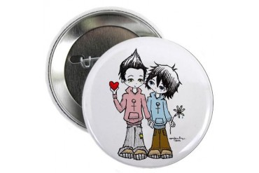 Button Romance 2.25 Button by CafePress