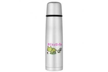 Victoria Large Thermos Bottle Cute Large Thermosreg; Bottle by CafePress