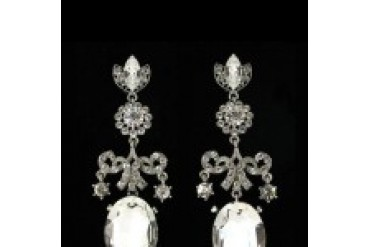 Jim Ball Earrings - Style CE510-CS